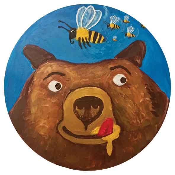 Kindertheater Hmaburg - Der Bär und die Bienen
