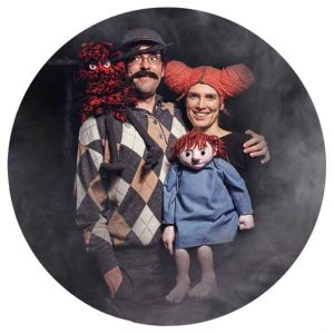 Puppentheater Hamburg - Frida und das Wut
